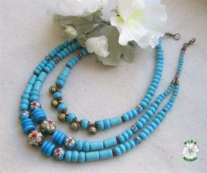 шелести, намисто, етно, Ukrainian necklace