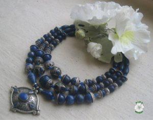 necklace, лазурит, намисто, онікс, етно