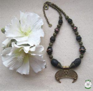 етно, лунниця, литво, українське намисто