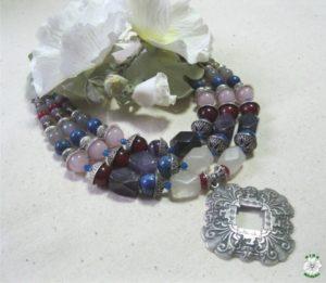 етно, намисто, натуральне каміння, Ukrainian necklace