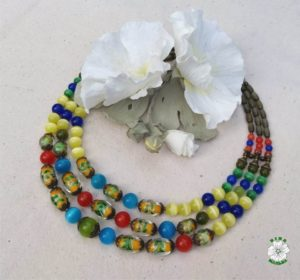 етно, намисто, українське намисто, традиції, скло