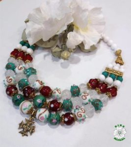 етно, намисто, згард, згарди, традиції Ukainian necklace