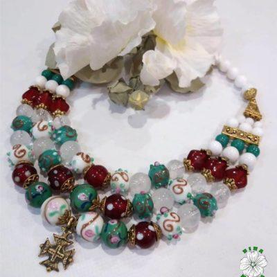етно, намисто, згард, згарди, традиції Ukainian necklace