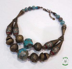 етно, намисто, украхнське намисто, натуральне каміння