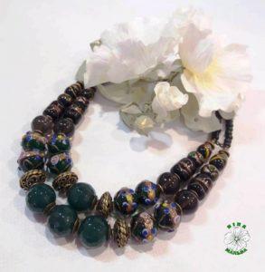 намисто ,етно, традиції, Купала, натуральне каміння